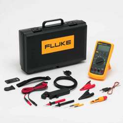 Fluke 88V/A Automotive Multimeter Combo Kit 6000 counts, 3-3/4 digits