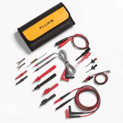 Fluke TLK287 Electronic Master Test Lead Kit, Precision Electronic Probes