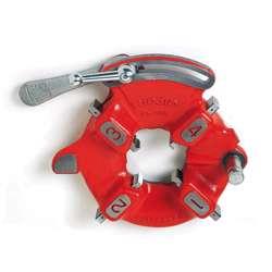 Ridgid 26157 Self Open Die Head Set BSPT For Model 1224