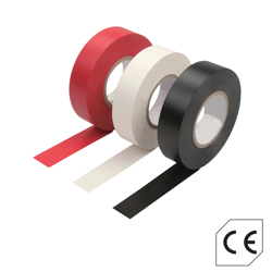 Tolsen Pvc Insulating Tape black (19mm)