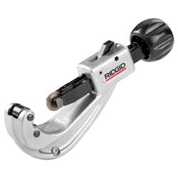 Ridgid 36597 Quick-Acting Tube Cutter - 1-1/4 to 3-1/2In