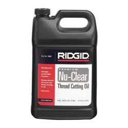 Ridgid 70835 Thread Cutting Oil - 1 Gal Nu-Clear