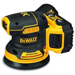 Dewalt DCW210P2-GB 18V CORDLESS BRUSHLESS RANDOM ORBIT SANDER