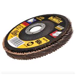 Dewalt DT30612-QZ EX Flap Disc 125 X 22.2mm X 60G
