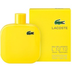 Lacoste Eau De Jaune Optimistic (M) Edt 175Ml