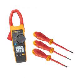 Fluke IB376L 376 FC + 3 screwdrivers Bundle (ISLS3+ ISLS5+ IPHS2)