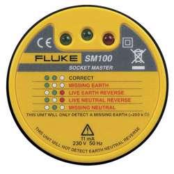 Fluke SM100 Socket Master Testers