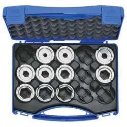 Klauke A22SET Crimping die set, 10-300 mm A 22 in plastic case, 11-piece