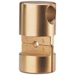 Klauke HD2535 HD25/35 Copper Dies for PK252