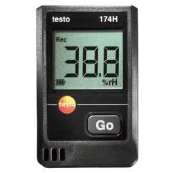 Testo Testo 174 H set Mini data logger for temperature and humidity in a set