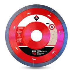 Rubi 32933 Porcelain Tiles Diamond Blade 125mm