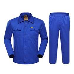 Tuf-Fix Pnsh110-L Twill Cotton Pant Shirt Large