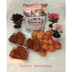 Apricot Dried Fruit - 250g (1x4)