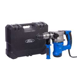 FORD FP7-0008 ROTARY HAMMER 1250W 30MM 5KG - SDS PLUS