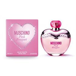 Moschino Pink Bouquet (W) Edt 100Ml