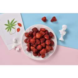 Strawberry Fruit Chips (4x45g) preview