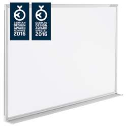 Magnetoplan Magnetic White Board, 100x150 cm