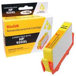 Kodak HP 920XL Yellow