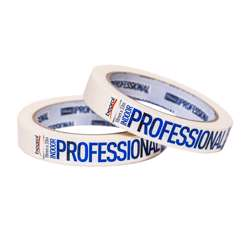Beorol BK18 Masking tape Indoor Professional, 18mm x 33m, 70ᵒC