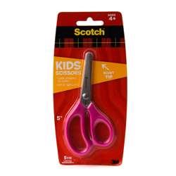 3M 1441B Scotch Kids Scissors 4.9 Inch