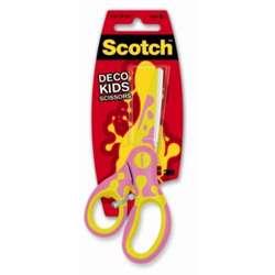 3M 1641 Scotch Kids Deco Scissors 13Cm