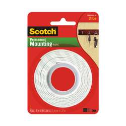 3M 114 Scotch Mounting Roll Heavy Duty preview