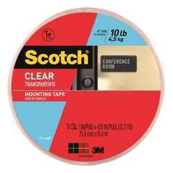 3M Scotch(R) Perm Mounting Tape Long4010