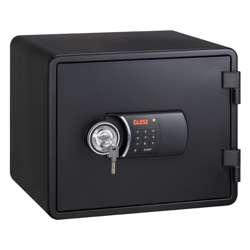 Eagle Fire Resistant Safe YES-M020K (Digital+Key Lock) Black