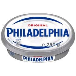 Philadelphia Plain Cream Cheese Spread (32x280g)
