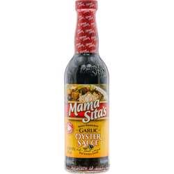 Mama Sita's Oyster Sauce -Garlic (24x405)