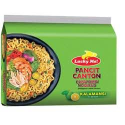Lucky Me Calamansi Noodles {12x(6x60g)}