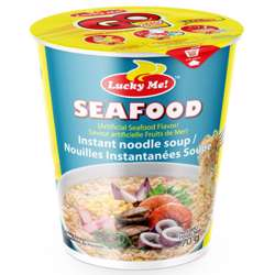 Lucky Me Supreme Seafood Noodles (30x70g)