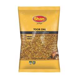 Shan Toor Dal (12x1kg) preview