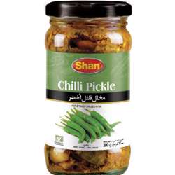 Shan Chilli Pickle (12x300g)