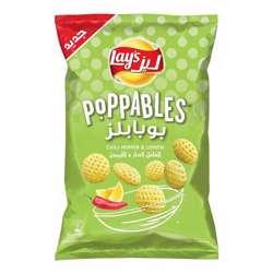 Lay's Poppables Chili Pepper & Lemon (12x85g)