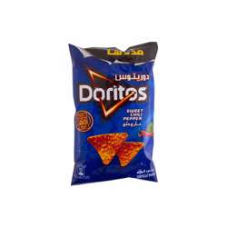 Doritos Sweet Chili Pepper Tortilla Chips (16x80g)
