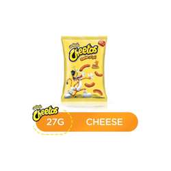 Cheetos Curly Cheese Twisted Snacks (56x27g)