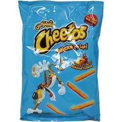 Cheetos Ketchup Cheese Sticks (56x30g)