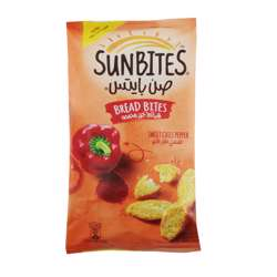 Sunbites Sweet Chili Pepper Bread Bites (20x46g)