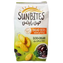 Sunbites Olive & Oregano Bread Bites (24x110g)