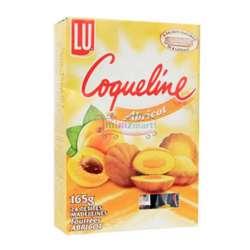 LU Coqueline Apricot Cake (16x165g)