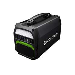 ACOPOWER PS500 Generator 500W and Portable Solar Panel 120W