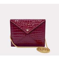 Gunas About Last Night Handbag Red