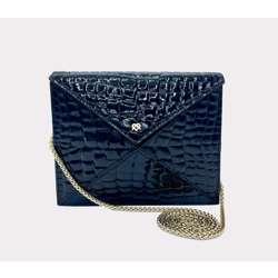 Gunas About Last Night Handbag Blue