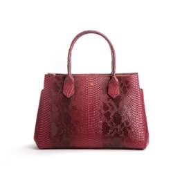 Gunas Koko Handbags Red