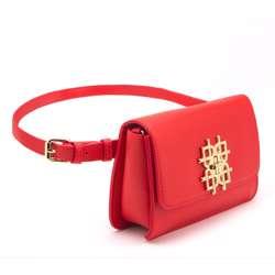 Gunas Maisie Belt Bag Red