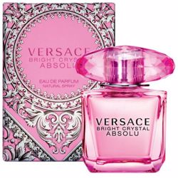 Versace Bright Crystal Absolu (W) Edp 90Ml