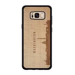 WUDN CityScape Wooden Phone Case - Washington DC