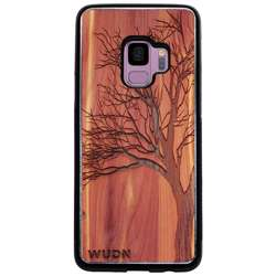 WUDN Slim Wooden Phone Case - Winter Tree