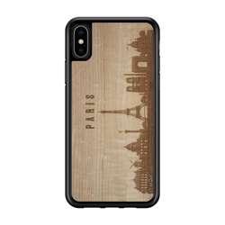 WUDN CityScape Wooden Phone Case - Paris France